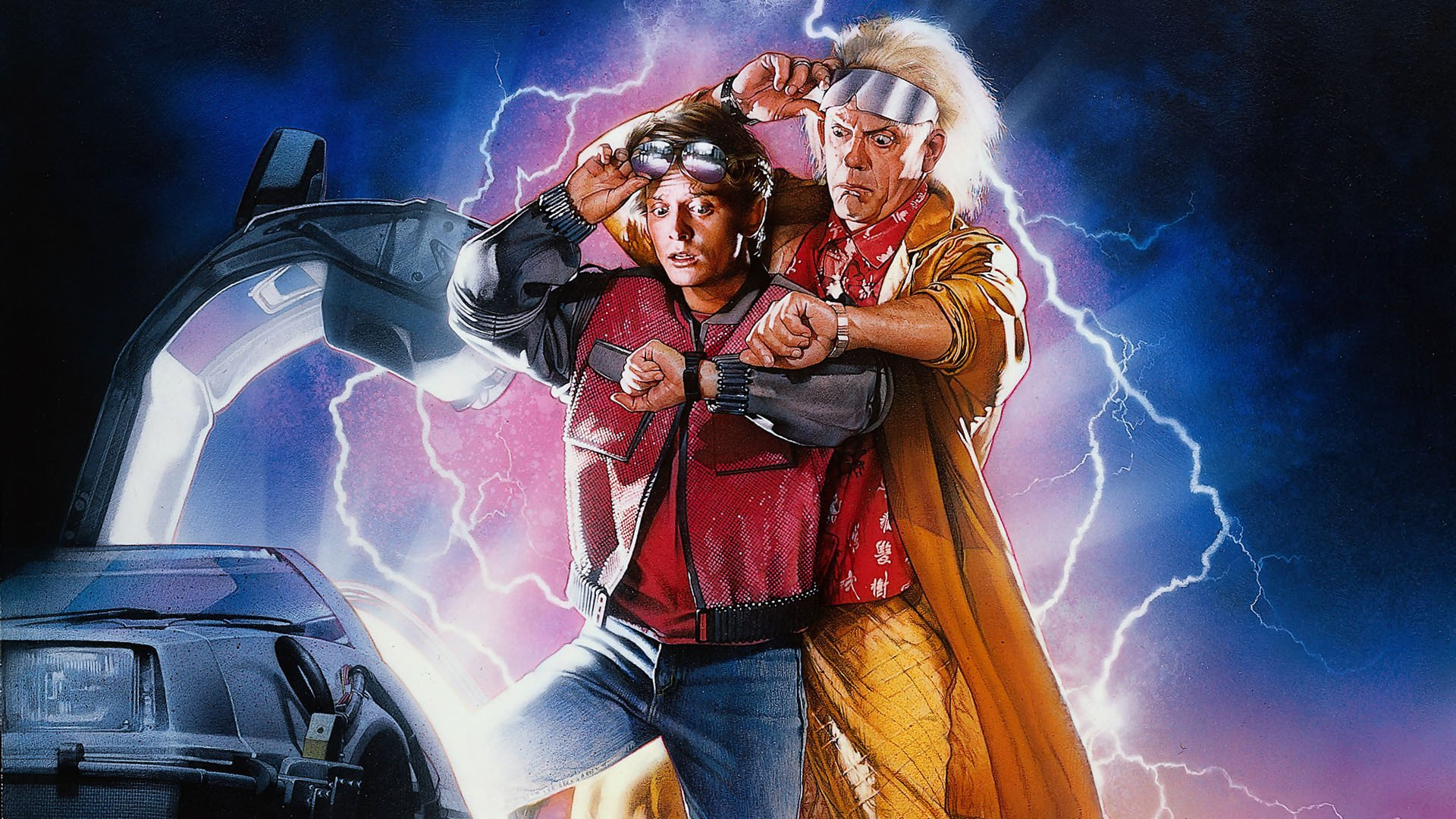 Back to the Future 2 - HeadStuff.org