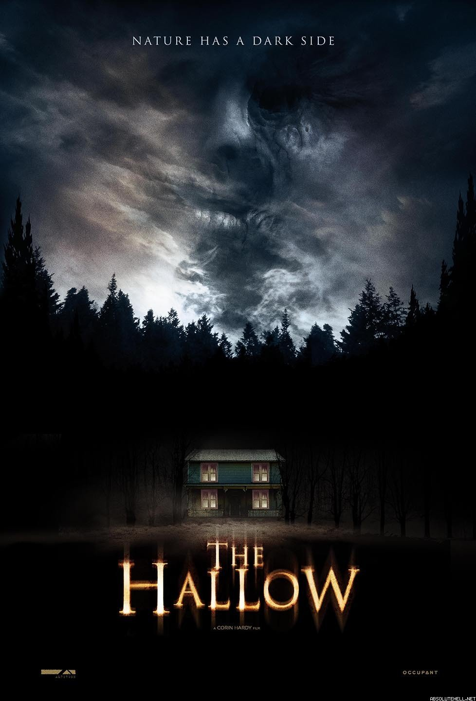 The Hallow Poster - HeadStuff.org
