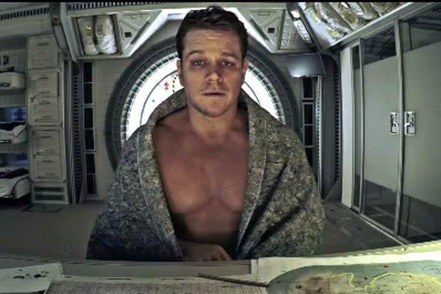Matt Damon in The Martian - HeadStuff.org