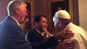 Pope and Yayo Grassi - HeadStuff.org
