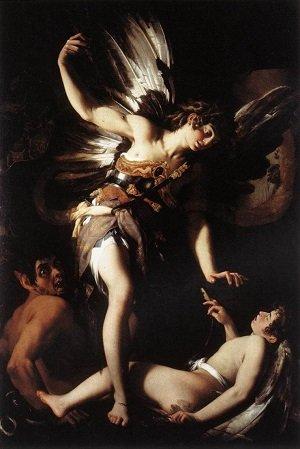Sacred Love and Profane Love, by Giovanni Baglione.- headstuff.org