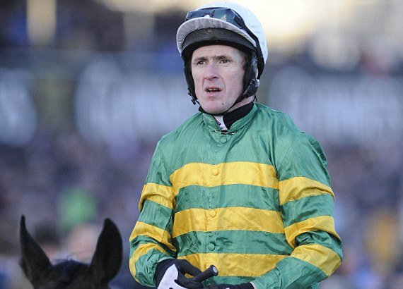 Tony McCoy in Being AP - HeadStuff.org