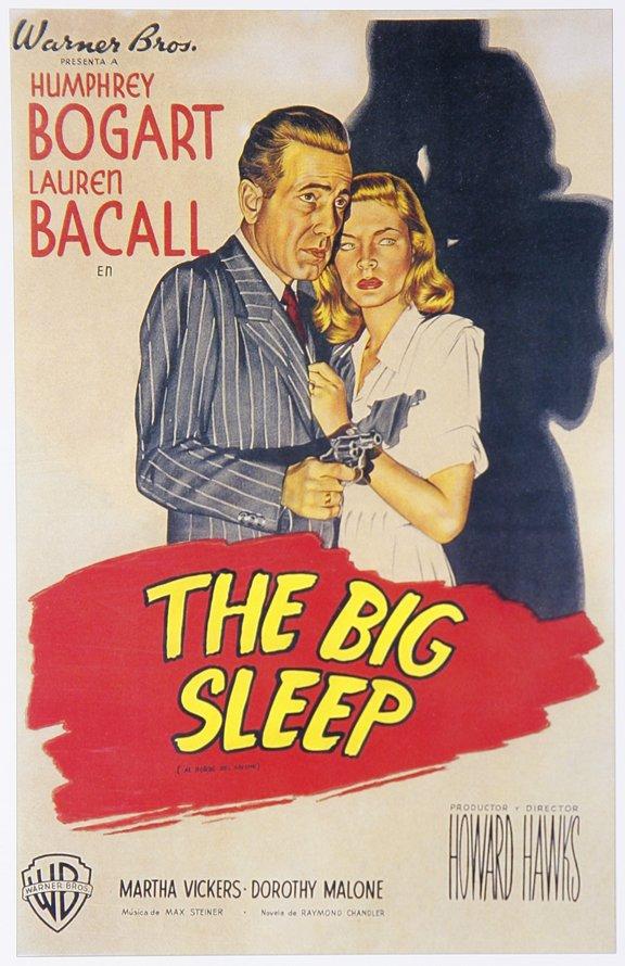 The Big Sleep by Raymond Chandler - HeadStuff.org