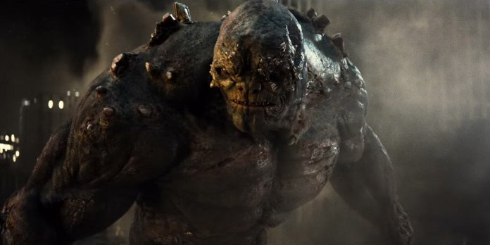 Doomsday from the Batman Vs. Superman Trailer - HeadStuff.org