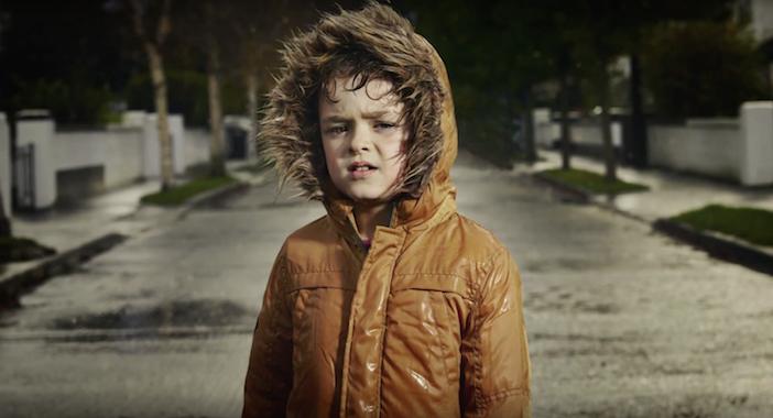 boy in hooded jacket