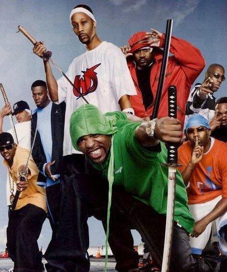 Wu Tang Clan Swords - HeadStuff.org