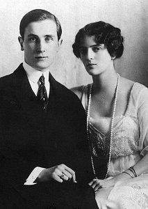 Felix Yusupov and his wife Irina - headstuff.org