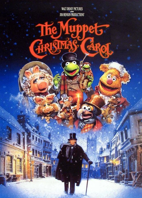 The Muppet Christmas Carol Poster from 1992 - HeadStuff.org