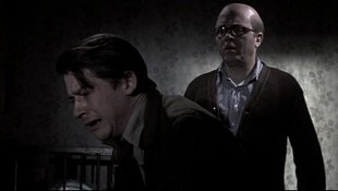"John Hurt and Richard Attenborough in ""10 Rillington Place"" - headstuff.org"
