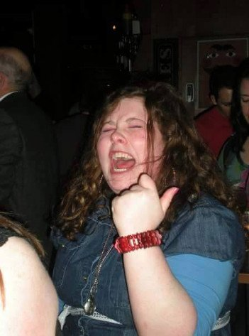 Alison Spittle Scream - HeadStuff.org