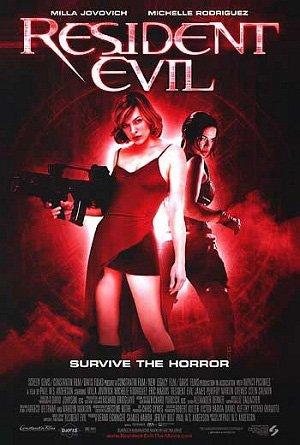 Resident Evil Poster - HeadStuff.org