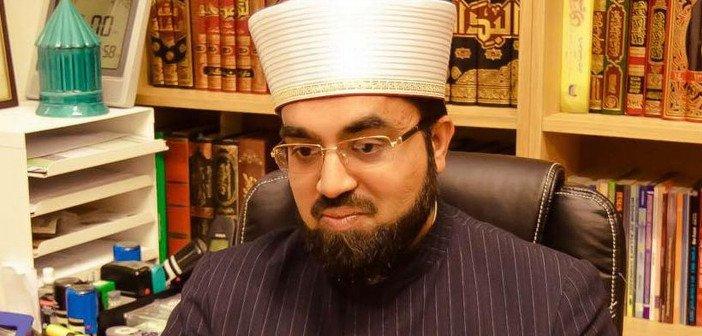 Shaykh Dr. Umar al-Qadri, Ireland in the Coalition of Devils, ISIS, muslim community - HeadStuff.org