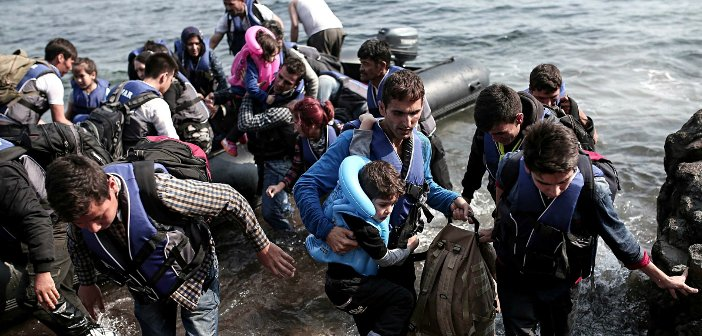 Syrian refugees, Ireland in the Coalition of Devils, ISIS, muslim community - HeadStuff.org