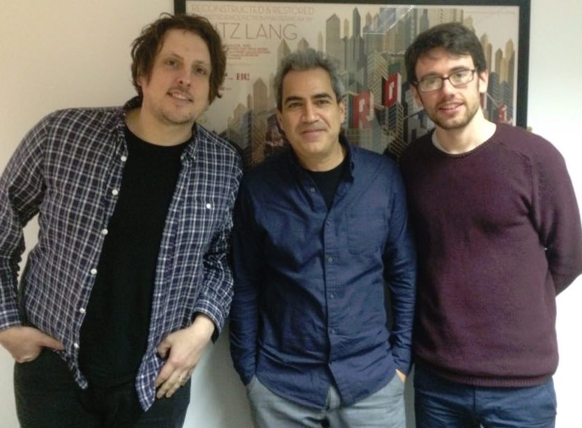 Tommy Pallotta director of The Last Hijack with Conor Wilkins and Alan Bennett on The HeadStuff Podcast - HeadStuff.org