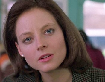 Jodie Foster as Clarice Starling in The Silence of the Lambs - HeadStuff.org