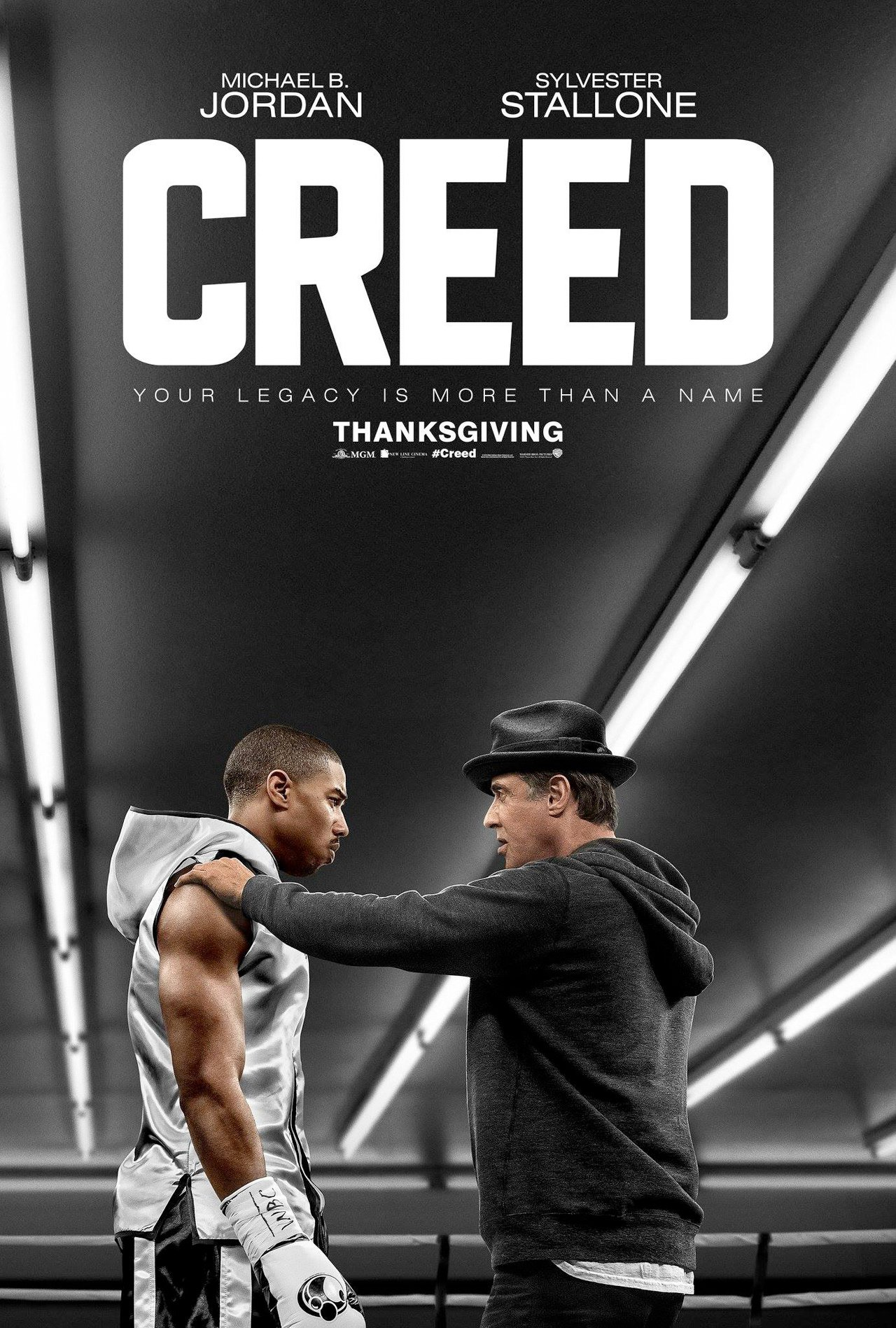Creed is in Cinemas on January 15th - HeadStuff.org