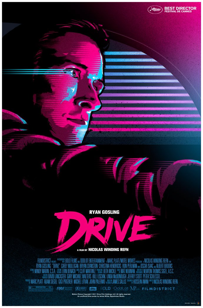 Drive Poster - HeadStuff.org