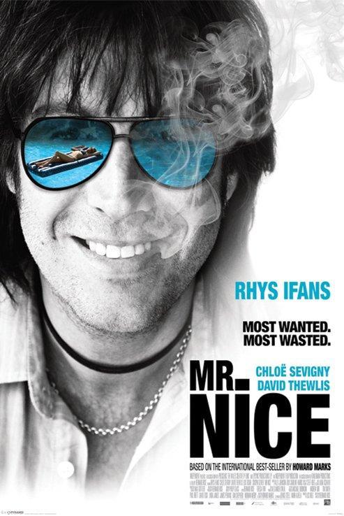 Mr. Nice Howard Marks Poster - HeadStuff.org