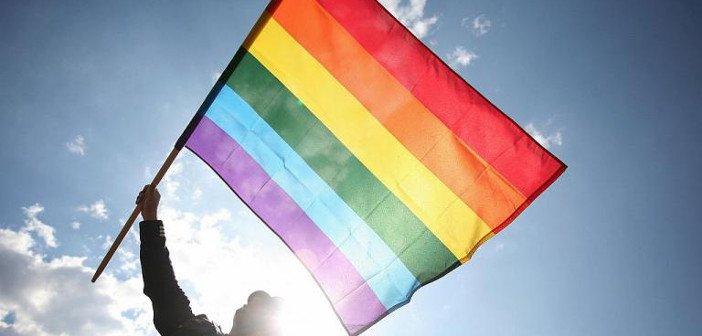 Gay pride flag - HeadStuff.org