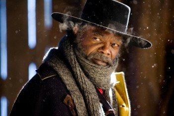 Samuel L. Jackson as Major Warren in The Hateful Eight - HeadStuff.org