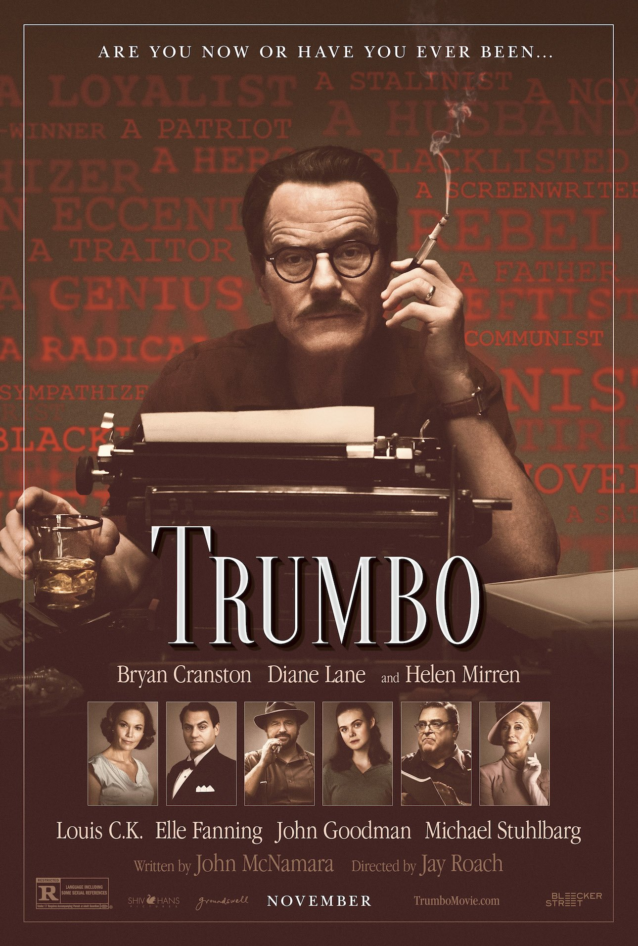 Trumbo is in cinemas on February 5th - HeadStuff.org