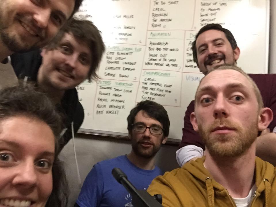 The HeadStuff Podcast, Oscars 2016 - HeadStuff.org