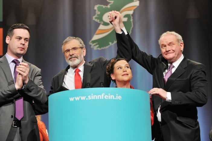 Is Sinn Fein's path to the mainstream about to bear fruit in the Republic?