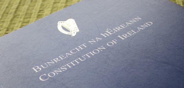 Irish constitution - HeadStuff.org