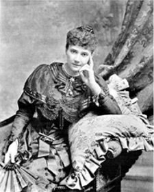 Gertrude Campbell - headstuff.org