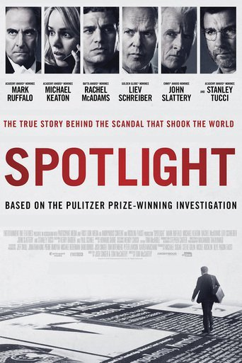 Spotlight is nominated for 6 Oscars - HeadStuff.org