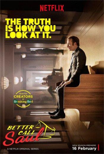 Better Call Saul Poster - HeadStuff.org