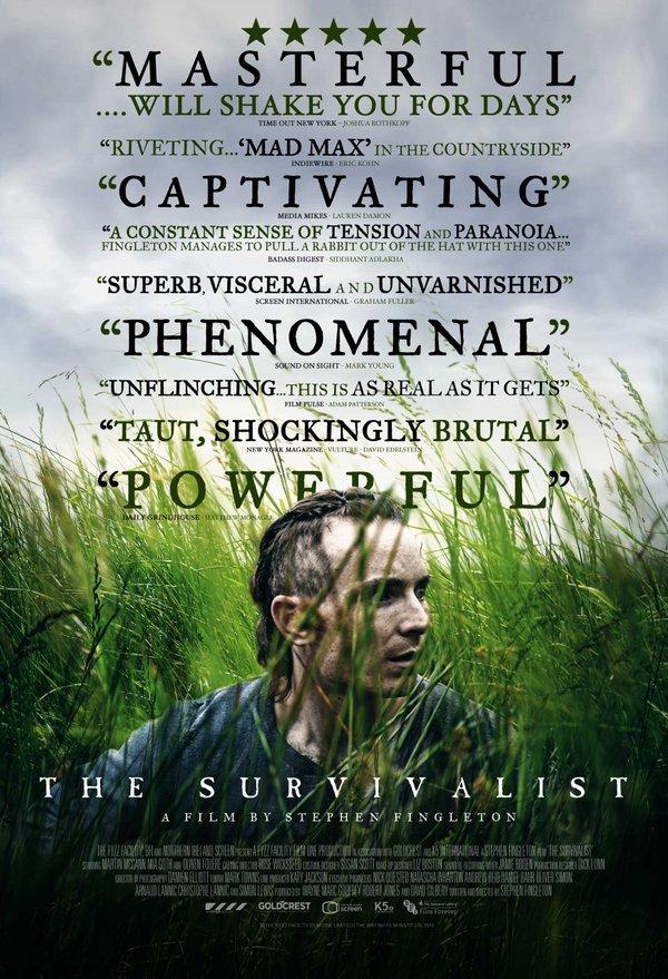 The Survivalist in in cinemas now. - HeadStuff.org