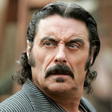 Ian McShane as Al Swearengen in HBO's Deadwood - HeadStuff.org