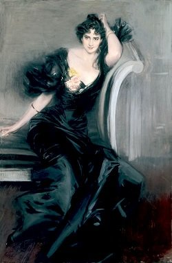 """Lady Colin Campbell"" by Giovanni Boldini - headstuff.org"