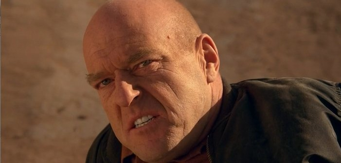 Hank Schrader in Breaking Bad - HeadStuff.org