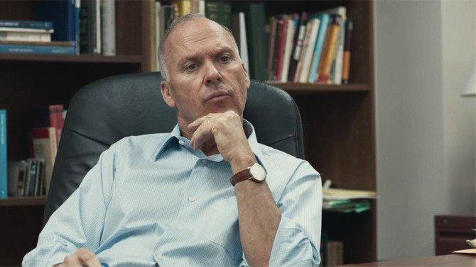 "Michael Keaton as Walter ""Robby"" Robinson - HeadStuff.org"