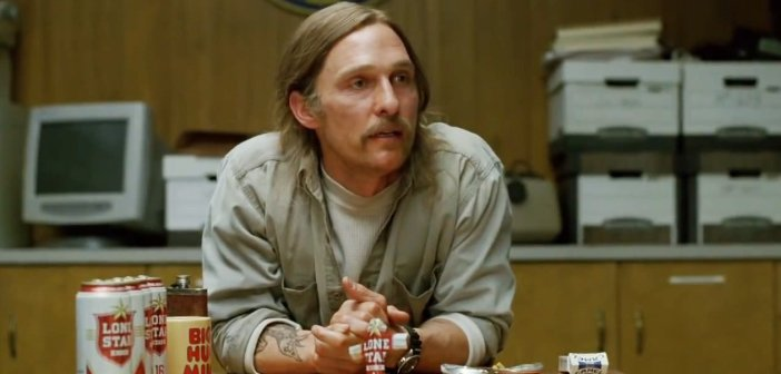 Matthew McConaughey in True Detective Season 1 - HeadStuff.org