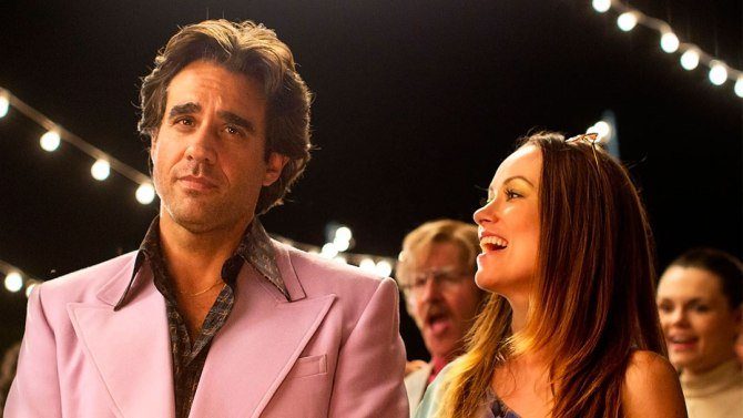 Bobby Cannavale and Olivia Wilde in HBO's Vinyl - HeadStuff.org