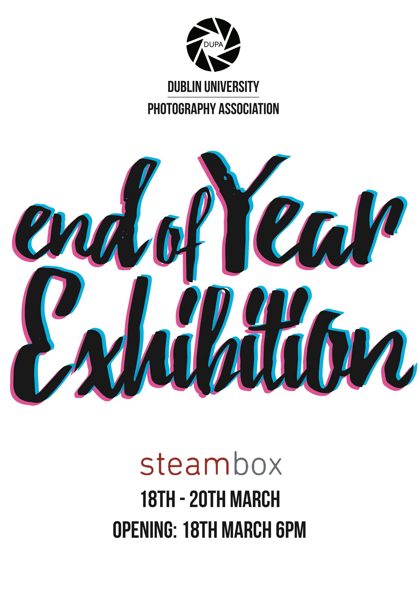 End of Year Exhibition - Steambox. What's on March. HeadStuff.org