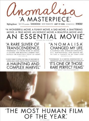Anomalisa is in cinemas on March 11th - HeadStuff.org