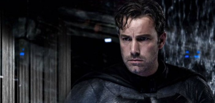 Ben Affleck as Batman in Zack Synder's Batman V Superman - HeadStuff.org