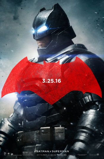 Batman V Superman: Dawn of Justice is in cinemas from 25th March - HeadStuff.org
