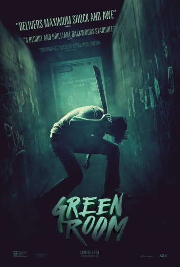 Green Room is in cinemas on May 13th - HeadStuff.org