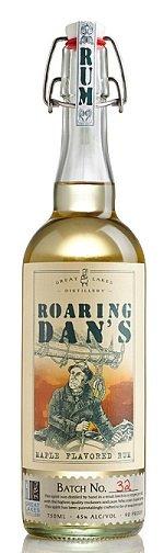 Roaring Dan rum - headstuff.org