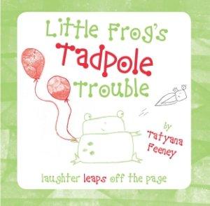 Tatyana Feeney Tadpole Trouble- headstuff.org