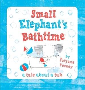 Tatyana Feeney Elephants Bathtime - headstuff.org