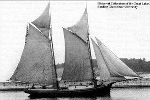 The Wanderer, Dan Seavey's ship - headstuff.org