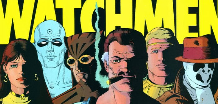 Alan Moore's Watchmen - HeadStuff.org