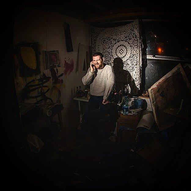 Eoin Francis McCormack artist. headstuff.org