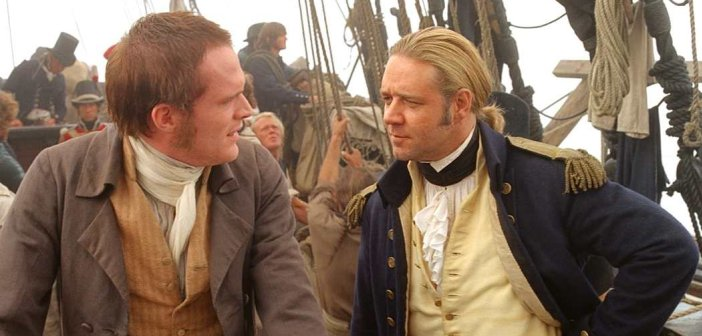 Paul Bettany and Russell Crowe - HeadStuff.org